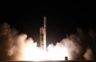 İsrail, uzaya casus uydusu gönderdi
