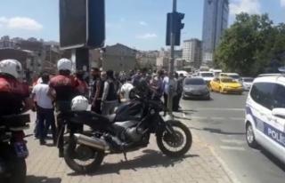 İstanbul Valiliğinden polise yönelik saldırıya...