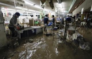 Japonya'daki sel felaketinde ölü sayısı 62'ye...