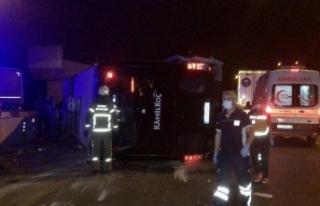 Kamil Koç otobüsünün şoförü tutuklandı