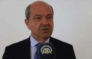 KKTC Başbakanı Tatar: Kıbrıs Barış Harekatı,...