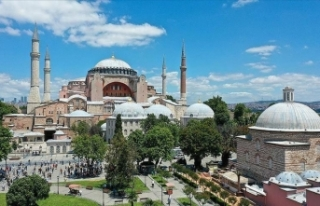 Kremlin: Ayasofya kararı Rus-Türk ilişkilerine...
