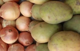 Kuru soğan ve patates ihracatında ön izin şartı...