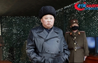 """Kuzey Kore Lideri Kim: """"Salgında parlak başarı..."""
