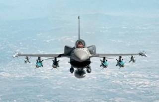 Kuzey Irak'a hava harekatı: 2 PKK'lı terörist...
