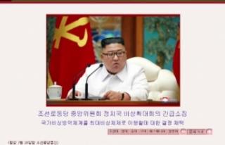 Kuzey Kore'de Covid-19 alarmı: Kaesong'da olağanüstü...