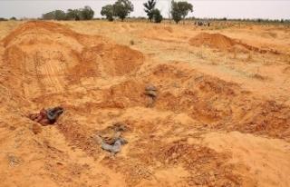 Libya'da toplu mezarlardan 23 günde 208 ceset...