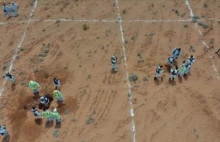 Libya'da toplu mezarlardan 40 günde 225 ceset...