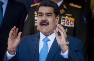 """Maduro: """"Petrol rafinerilerinin yakınlarında ABD..."""