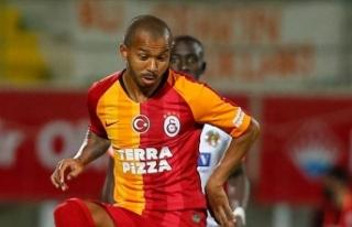 Mariano Galatasaray'da son antrenmanına çıktı