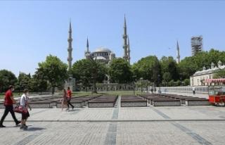 Marmara Bölgesi'nde az bulutlu ve açık hava...