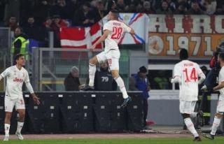 Merih Demiral aylar sonra Juventus kadrosunda