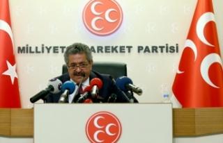 MHP'li Yıldız: Sosyal medya bataklığı ıslah...