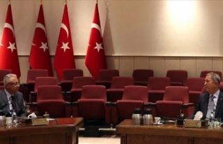 Milli Savunma Bakanı Akar: Ermenistan yaptığı...