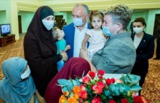 MİT, Moldovalı kadın ve 4 çocuğunu YPG/PKK'nın...