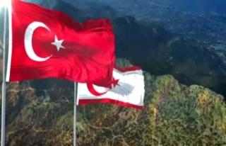 """MSB'den Kıbrıs paylaşımı: """"Bir gece ansızın..."""