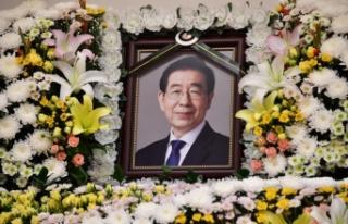 Ölü bulunan Seul Belediye Başkanı Park Won-Soon'un...