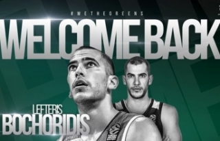 Panathinaikos, Lefteris Bochoridis'i transfer etti