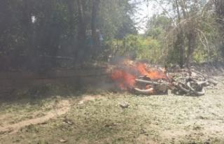 Resulayn'da bomba yüklü araçla saldırı : 4...