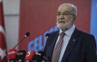 Saadet Partisi Genel Başkanı Karamollaoğlu: Sosyal...