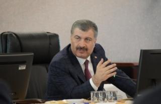 Sağlık Bakanı Koca il müdürlerine bayram talimatları...