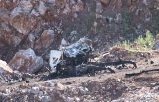 Sakarya'da 3 askerin şehit düştüğü patlama...
