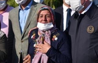 Şehit er Mustafa Dağlı devrilen otobüse binmeden...