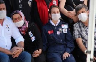 Şehit Polis Semih Güzelay, İzmir'de son yolculuğuna...