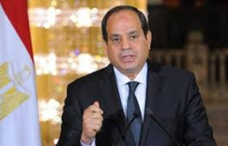 Sisi, Hafter'e destek veren Libya kabile reisleri...