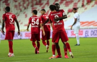 Sivasspor'un yüzü Avrupa'da 11 yıl sonra...