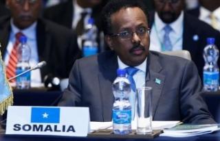 Somali Cumhurbaşkanı Fermacu'dan 15 Temmuz...