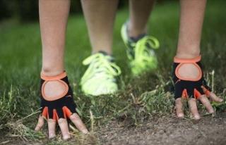 Spor öncesi ısınma ve germe egzersizleriyle eklem...