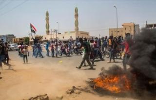 Sudan'da reform karşıtı protestoları engellemek...