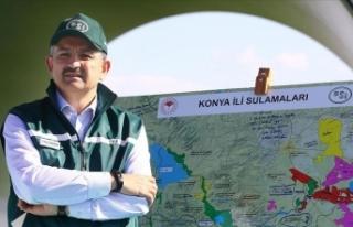 Tarım ve Orman Bakanı Pakdemirli: 18 milyon dekar...