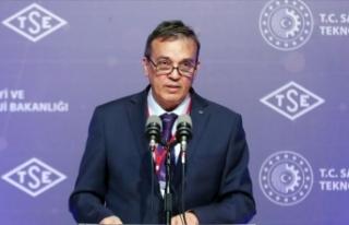 TSE Başkanı Şahin: Okullar ve eğitim kurumlarına...