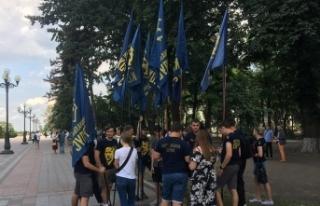Ukrayna'da Rusça diline yönelik hazırlanan kanun...