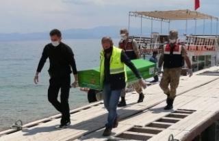 Van Gölü'nde çıkarılan ceset sayısı 29'u...