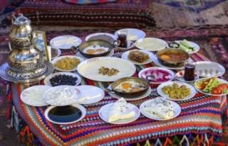 Van kahvaltısına 'Coğrafi İşaret Tescil...