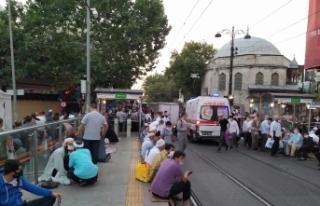 Vatandaşlar erken saatte Ayasofya'ya akın etti