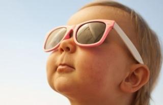 Yaz aylarında çocuklarda sık karşılaşılan sorunlar...