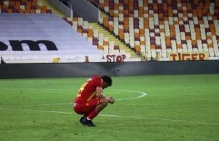Yeni Malatyaspor Süper Lig'e veda etti