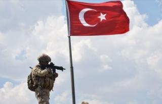 Yıldırım operasyonlarında 8 terörist etkisiz...