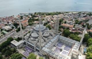 """Yunan papazdan Ayasofya ve Erdoğan övgüsü: """"Erdoğan..."""
