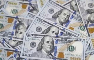 Yurt dışında yerleşikler 101,7 milyon dolarlık...