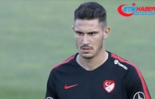 A Milli Futbol Takımı'nda Mert Çetin aday...