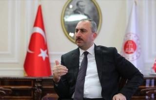 Adalet Bakanı Gül'den ABD Başkan Adayı Biden'ın...