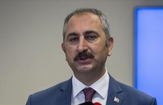 Adalet Bakanı Gül: Yeni adli yıl hukuk devleti...