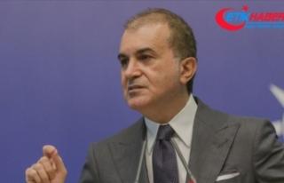 AK Parti Sözcüsü Çelik'ten İsrail-BAE anlaşmasına...