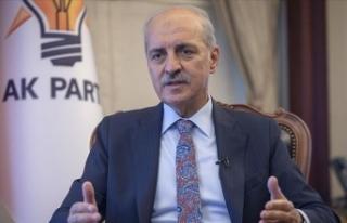 AK Parti Genel Başkanvekili Kurtulmuş: Biden'ın...