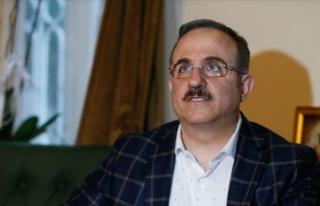 AK Parti İzmir İl Başkanlığından CHP'ye...